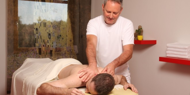 Massage bei Attila