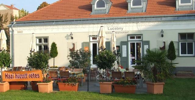 Restaurant Lucsony