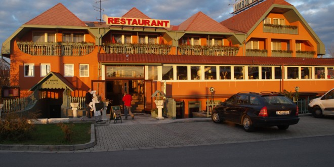 Nimród Hotel-Étterem
